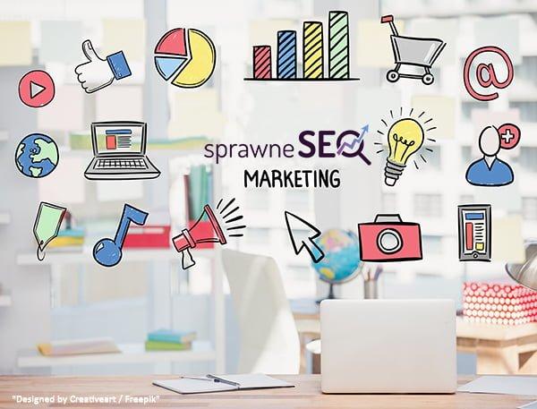 spawne seo marketing i pozycjonowanie stron