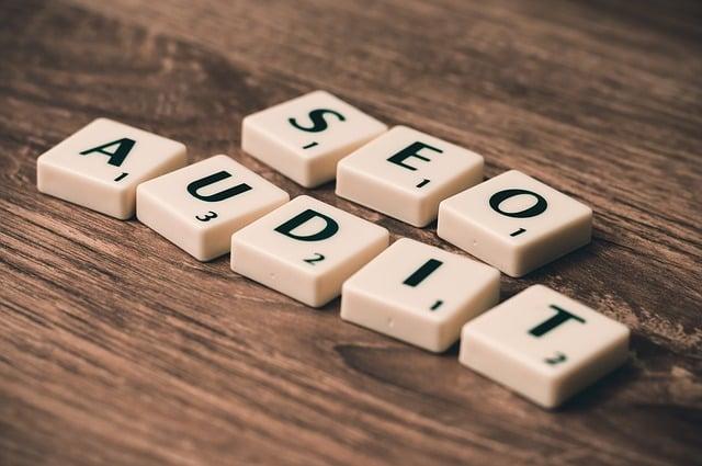 seo audyt strony internetowej