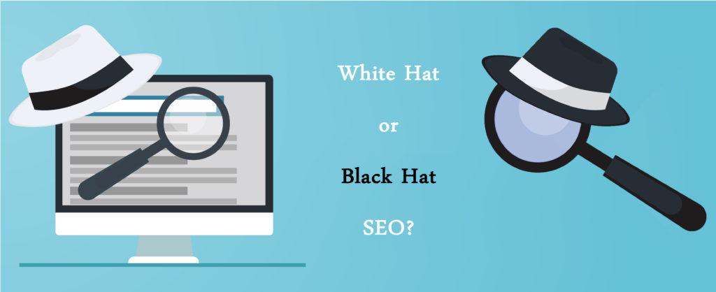Pozycjonowanie White Hat i Black Hat SEO